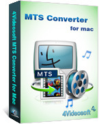 cheap 4Videosoft MTS Converter for Mac