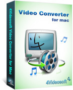 4Videosoft Video Converter for Mac discount coupon