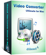 4Videosoft Video Converter Ultimate for Mac discount coupon