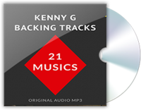 20% OFF Backing Tracks Kenny G - MP3