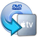 [>40% Off Coupon code] iFunia DVD to Apple TV Converter for Mac