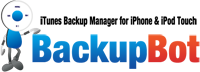 iBackupBot for Windows discount coupon