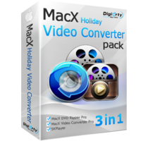 MacX Holiday Gift Pack
