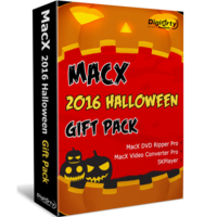 MacX Halloween Gift Pack