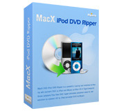 MacX iPod DVD Ripper discount coupon