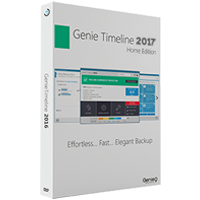 Genie Timeline Home 2017 discount coupon