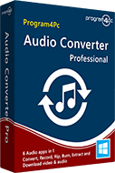 Audio Converter Pro discount coupon