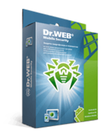 Dr.Web Mobile Security (1 mobile, 24m) discount coupon